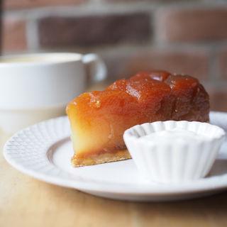 春紅玉のタルトタタン(Bonny's Bake Shop)
