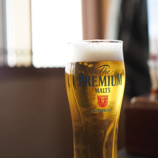 ビール(かごの屋 豊中少路店 )