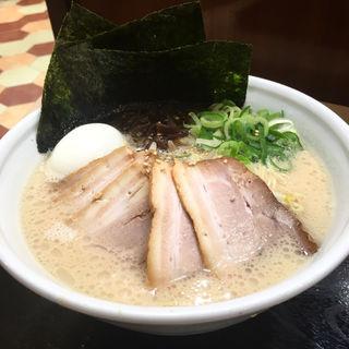 スペシャル白丸(イップウドウ ラーメンエクスプレス 静岡SA店 (IPPUDO RAMEN EXPRESS))