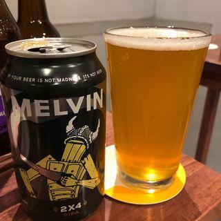 メルビン 2×4 WIPA(びあマ神田)