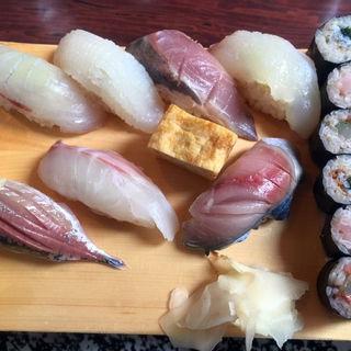 地魚寿司(天史郎寿司)