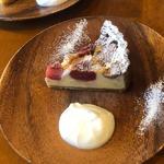 苺とマスカルポーネのクラフティ(TAKI BAKE)