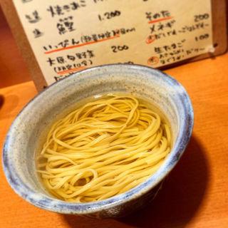 鰹(おだしと小麦一三〇 (イサオ) )