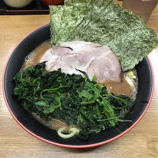 ラーメン(麺家 紫極)