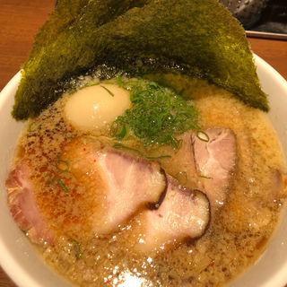 熱血ラーメン コラボ麺(ナルトもメンマもないけれど)