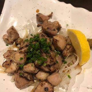 地鶏炙り(旬味旬菜 大和)