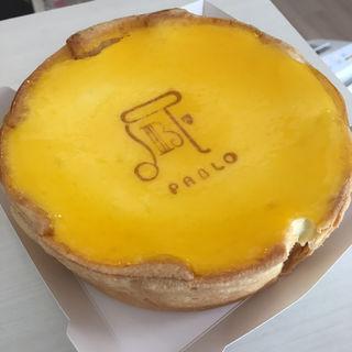 パブロチーズタルト(焼きたてチーズタルト専門店PABLO 心斎橋店 (パブロ))