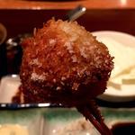 ブロッコリー ヒレ肉巻き(串揚げ)