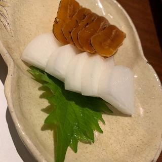 手作り‼︎ からすみ大根(六ヶ城 (ろっかんじょう))