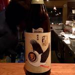 玉川 自然仕込 生酛純米酒 コウノトリラベル