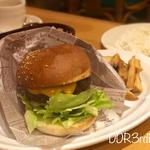 炭焼きチーズハンバーグ