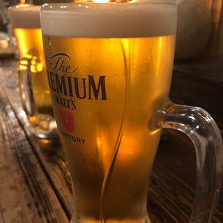 生ビール(居酒屋 じゃがいも 本店 )