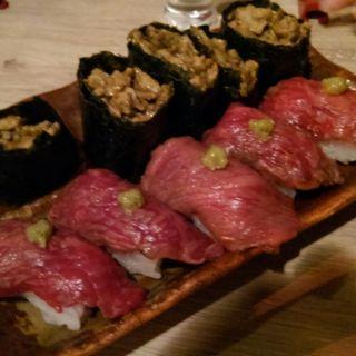 肉寿司(六花界 )