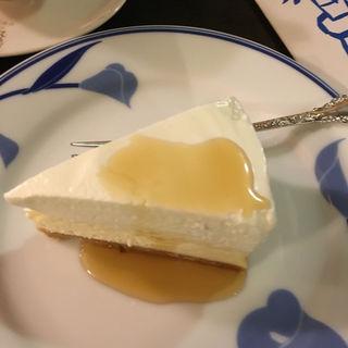 ニューヨークチーズケーキ(フランソア喫茶室 (Salon de the FRANCOIS))