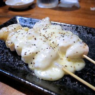 ささみチーズ(名物やきとん とみちゃん 町屋店)