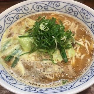 芳醇味噌ラーメン(一麺生 (イチメンセイ))