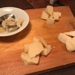 チーズ盛り合わせ(オステリアルーチェ (OSTERIA LUCE))
