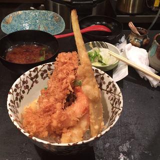 天丼(居酒屋 ウマハロ )