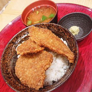牛たれカツ丼 3枚(牛カツ専門店 京都勝牛 蒲田南口)
