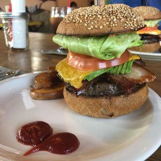 A.B.C burger
