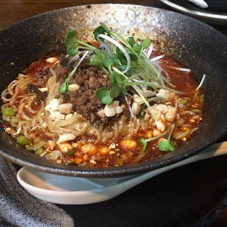 四川担々麺(錦水苑)