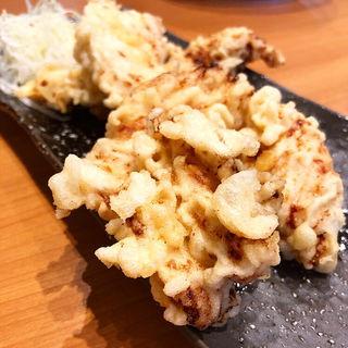 鶏天(らぁ麺すぐる)
