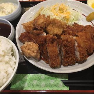 チキンチキン定食(鳥良商店 有楽町日比谷店 )