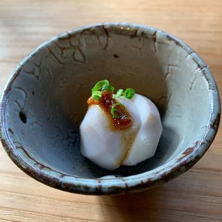 里芋煮(石釜そば ひさ屋)