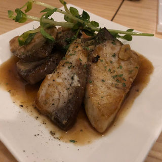 ヒラマサのうまだれステーキ(85cafe(ハコカフェ))