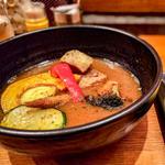 サチク麦王角煮スープカレー(3104 知床スープカレー)