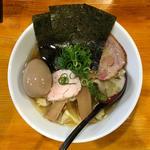 葉月ワンタン麺(らぁめん 葉月)