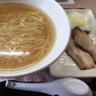 塩ラーメン(山いち )