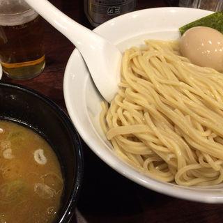 小つけ麺(麺屋 婆娑羅 (めんや ばさら))