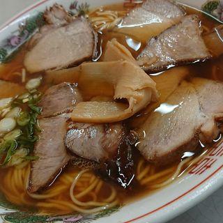 チャウシュウ麺