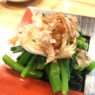 アスパラ菜(割烹 魚仙 (うおせん))