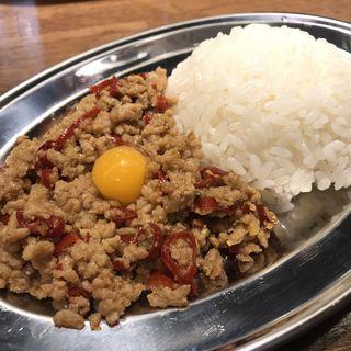 ブタライス(立呑み焼きとん大黒 神田店)