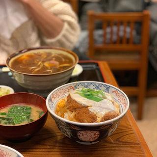 かつ丼(福招庵 (ふくしょうあん))