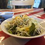 サラダ(ステーキハウス レッドマン 空港店)