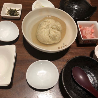 蕎麦がき(soba みのり (そば みのり))