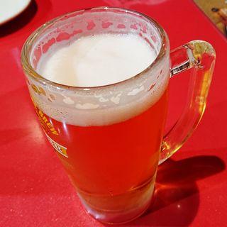 生ビール(川崎個室居酒屋 名古屋料理とお酒 なごや香 川崎駅前店)