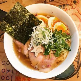 極煮干しラーメン(似星 (ニボシ))