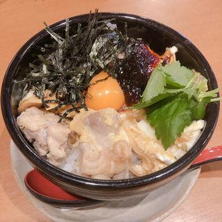 親子丼(三代目 鳥メロ 明石駅前店)