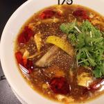 酸辣湯麺(175°DENO〜担担麺〜 本店)