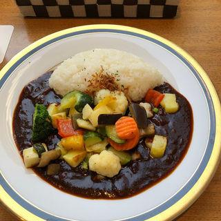 彩り野菜の早矢仕ライス(マルゼンカフェ 日本橋店 (MARUZEN Cafe))