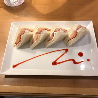 フルーツサンド(京橋千疋屋 東京駅一番街店)