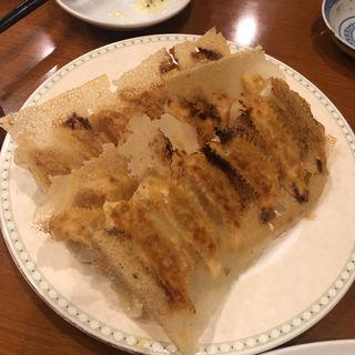 自家製手作り焼き餃子(青島 )