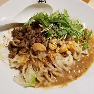 汁なし坦々麺痺れる(175°deno)
