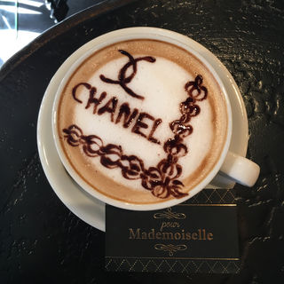 カフェラテ(Mademoiselle Cafe )
