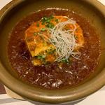 麻婆豆腐(六ヶ城 (ろっかんじょう))