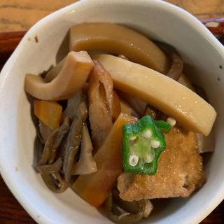 煮物(手打ちそば 蕎波人 (そばんど))